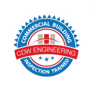 CDW trained logo